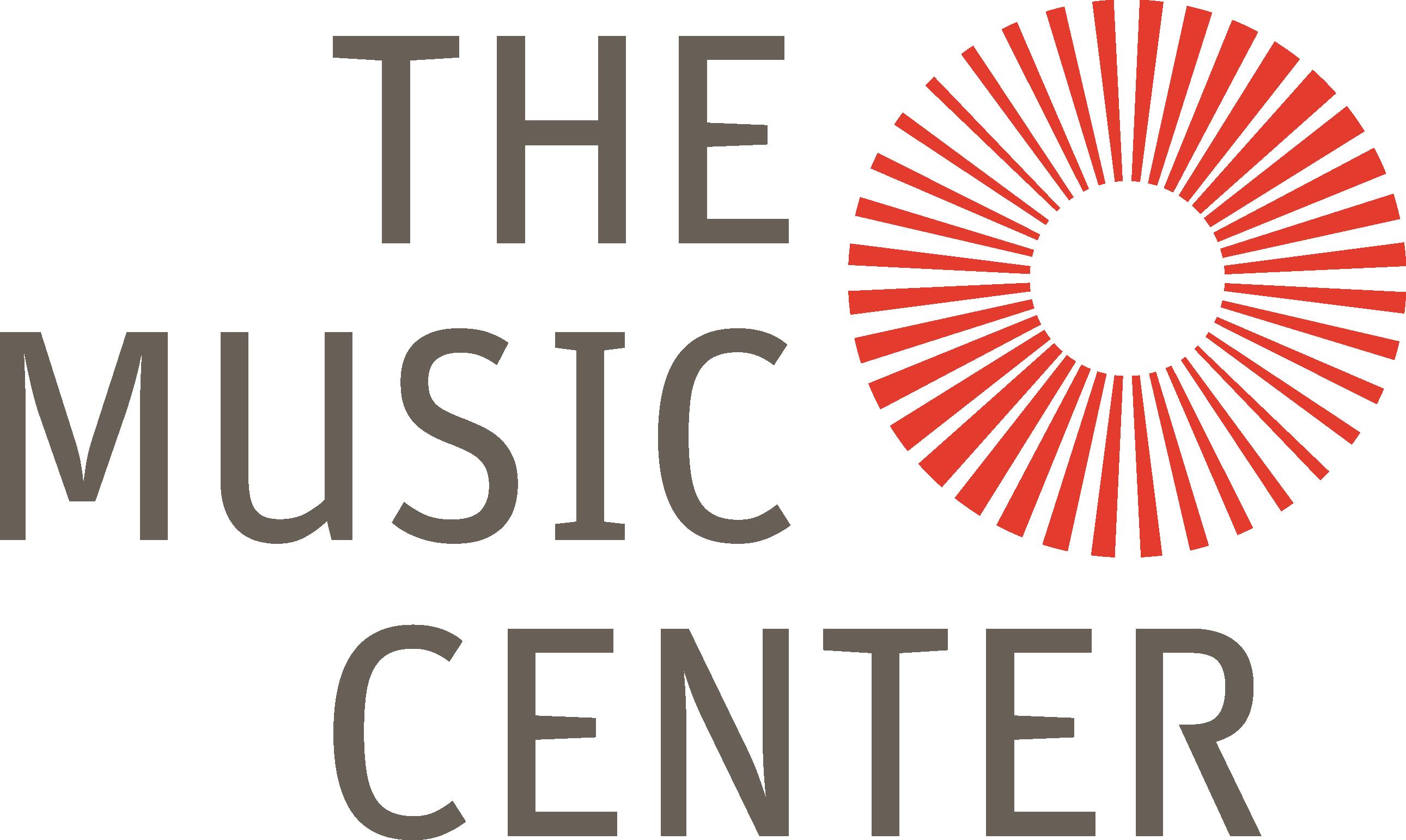 The Music Center Logo