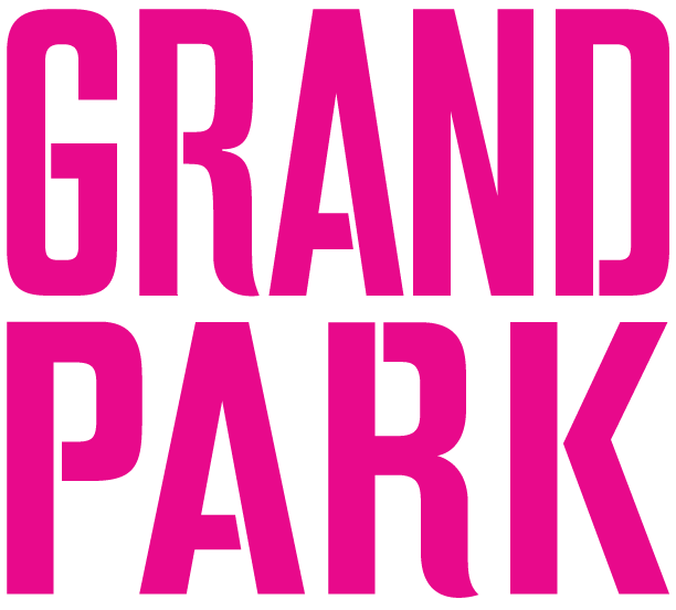 Grand Park Stacked Logo